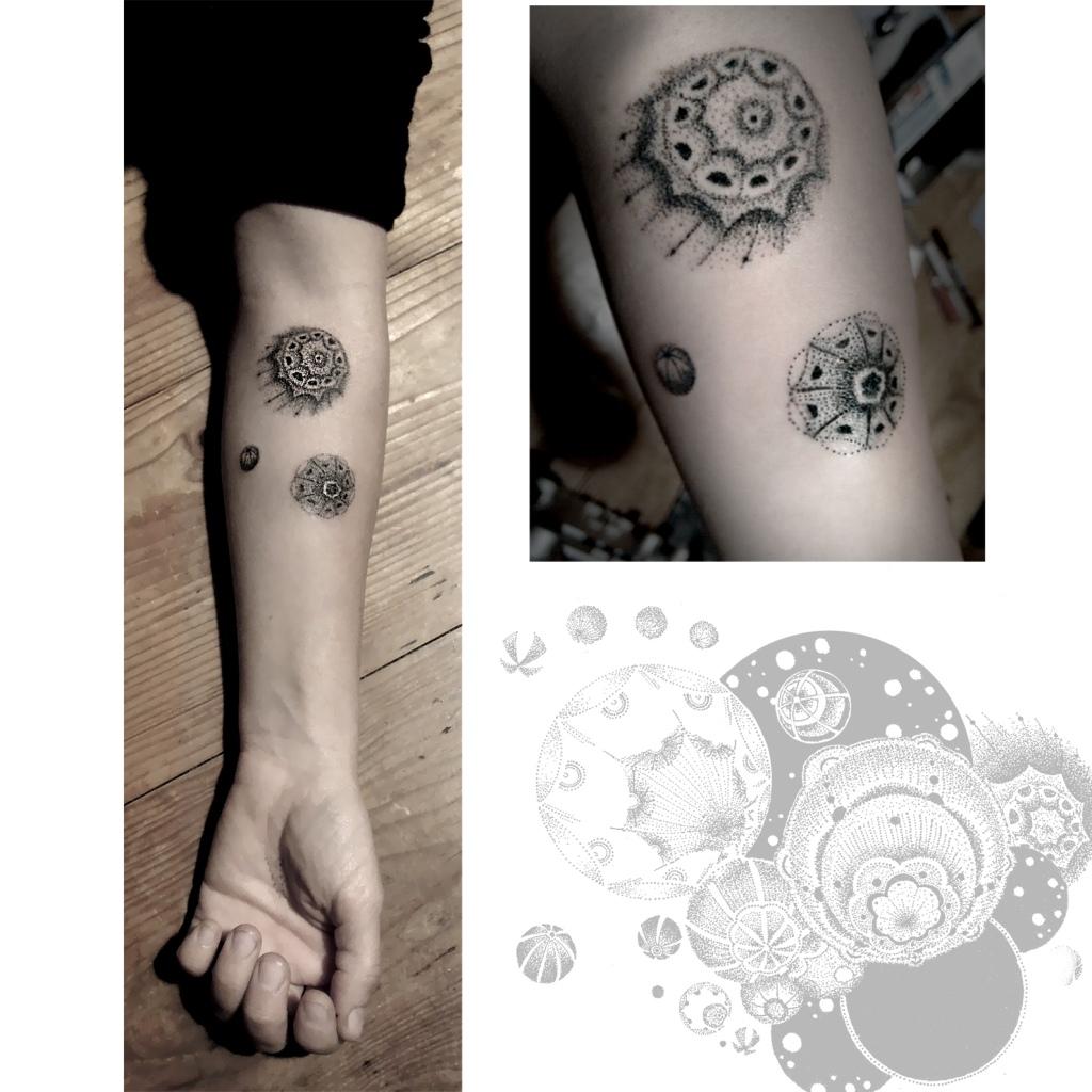 Tattoos Paula Petroll Tattoo Art