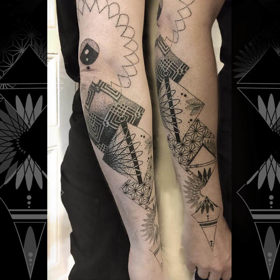 vegan handpoke tattoo paula berlin